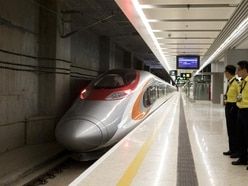 Hong Kong opens high-speed rail link with mainland China