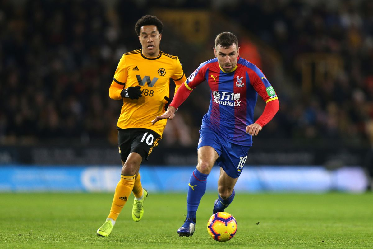ManBetX have sponsored Crystal Palace for the past two seasons (© AMA SPORTS PHOTO AGENCY)