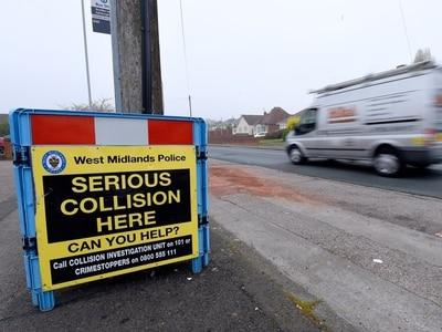 Bilston crash: Man charged after death of motorbike passenger
