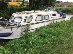 Boat owner suffers facial burns during gas flash in Rugeley