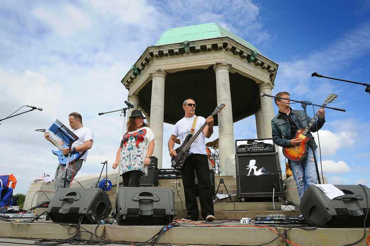 Walsall music festival set to see thousands of extra visitors