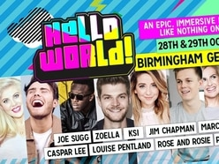 HelloWorld!: Seven reasons you won't want to miss this show in Birmingham