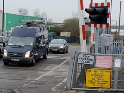 Bloxwich level crossing closing this weekend raising disruption fears