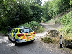 Teenager found in Stourport quarry named by police