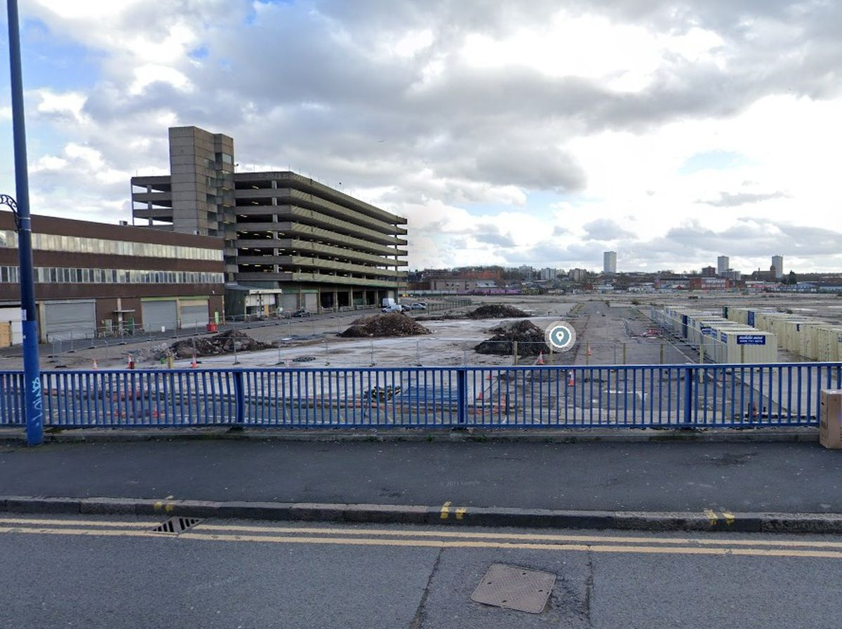 Smithfield site. Photo: Google Maps