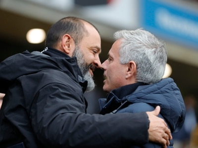 Jose Mourinho: Wolves well in the race for the top four