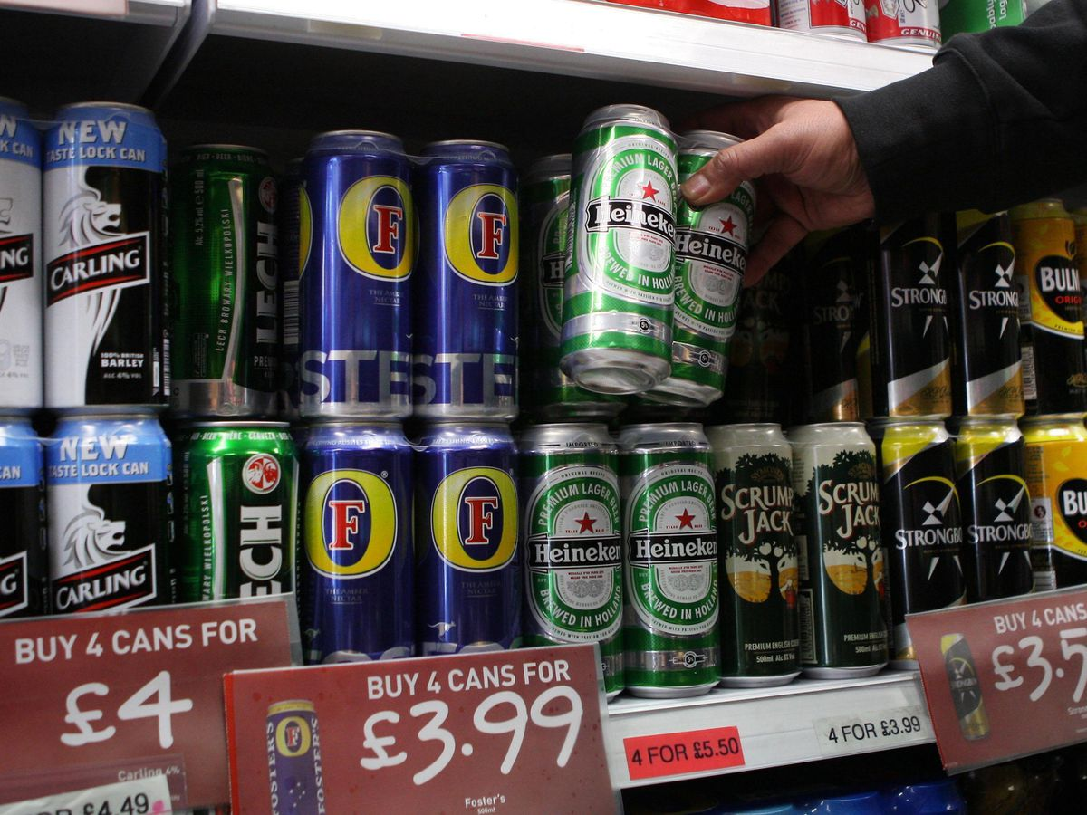 There are concerns about alcohol-related trouble in Walsall. Photo: David Cheskin/PA Wire