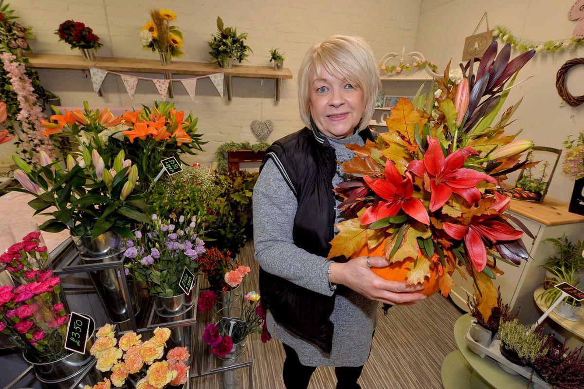 Jane Edwards from Belle Fleurs Florists
