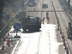 Man who died in M6 crash at Stafford named