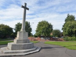 Bilston's war memorial ready for revamp after fundraising target hit