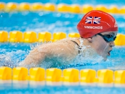 Ellie Simmonds back in the medals at World Series