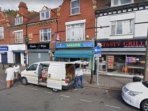 Madni Halal Meat, in High Street, Lye. Photo: Google Maps