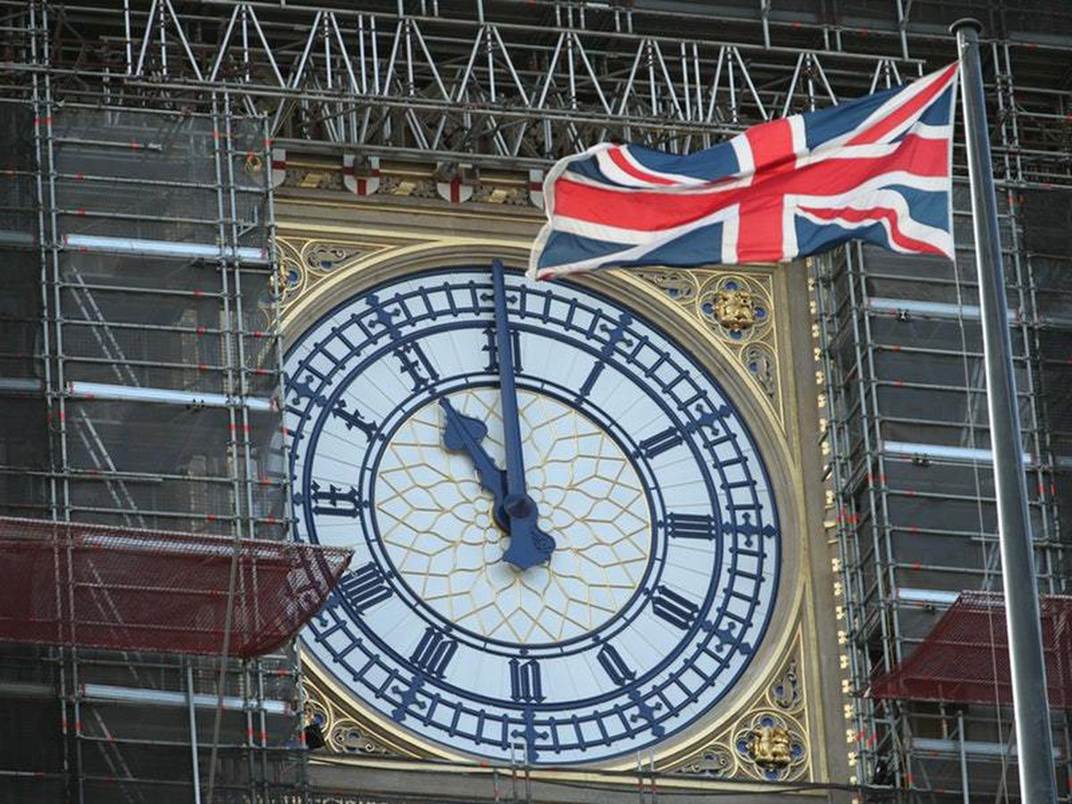 Britain was today preparing to move forward outside the European Union as it entered a period of negotiated transition