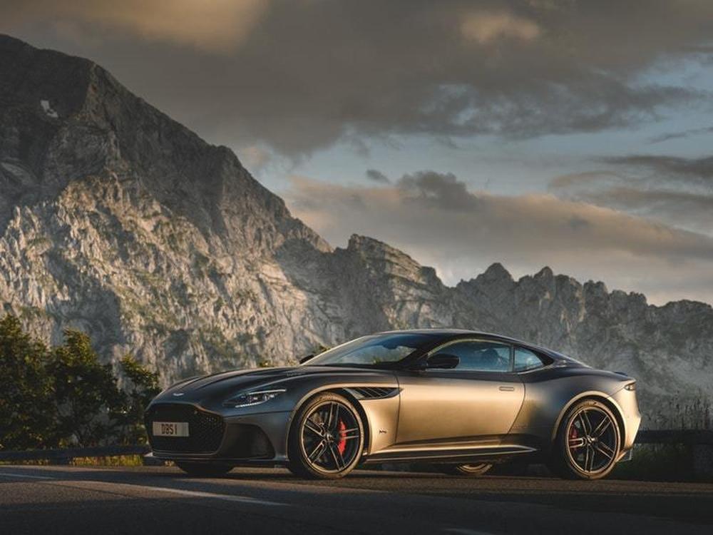 First Drive Aston Martins DBS Superleggera Eclipses All Before It - What is an aston martin
