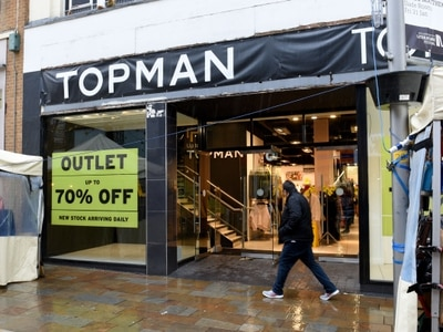 Topshop and Topman closing Wolverhampton store in blow to city centre