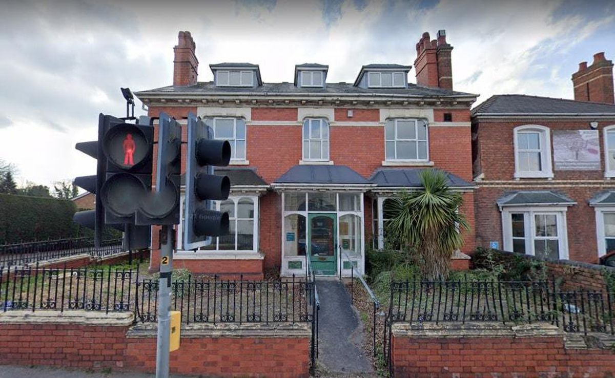 The former doctor's surgery on Worcester Street in Stourbridge. Photo: Google