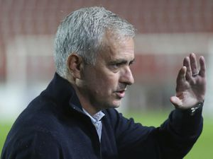 Tottenham boss Jose Mourinho was less than impressed with his side's performance against Royal Antwerp