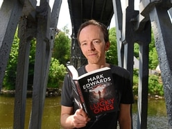 Mark Edwards: Thrilled to bits with new book
