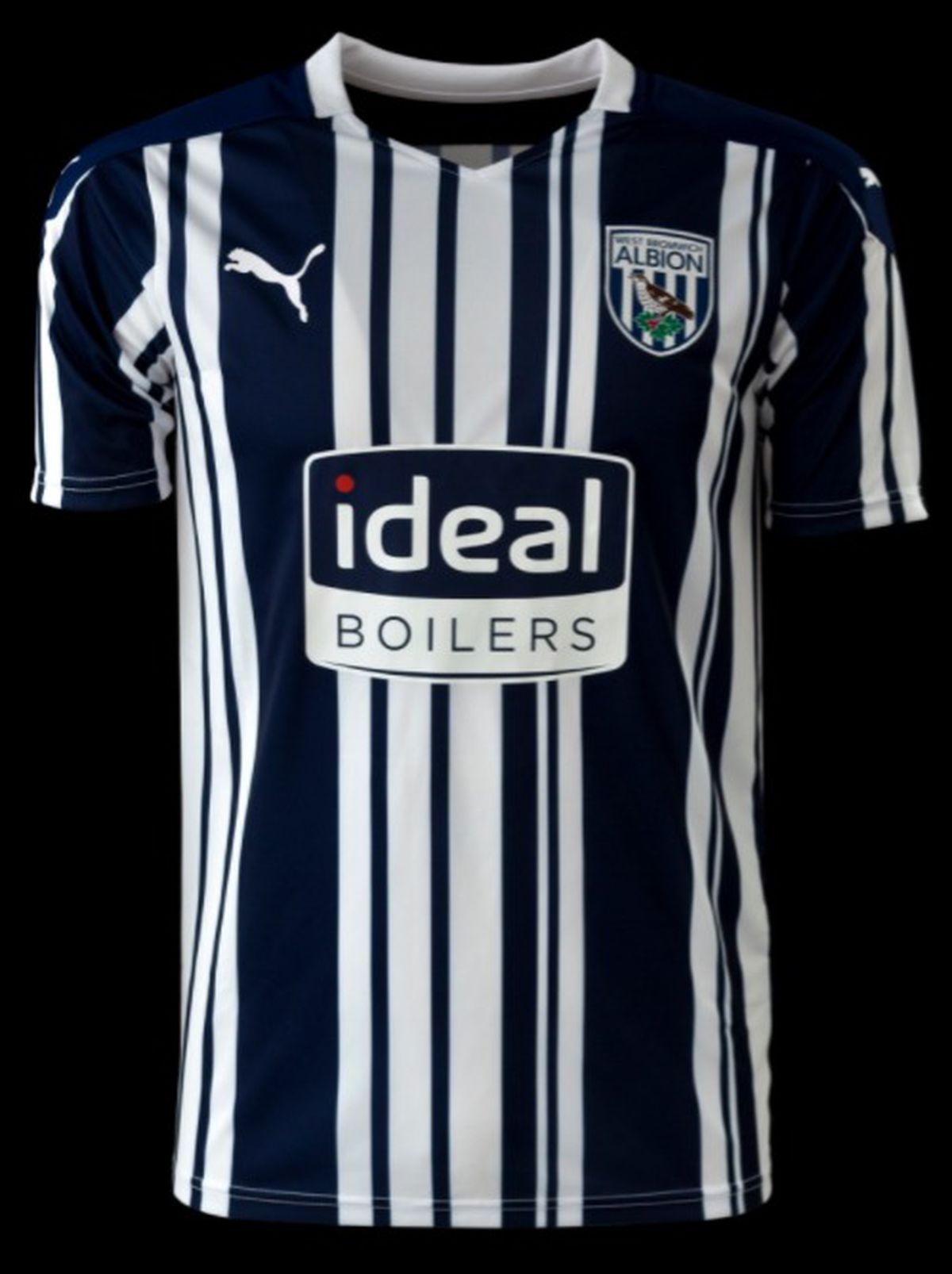 West Brom Reveal Premier League Kit Express Star