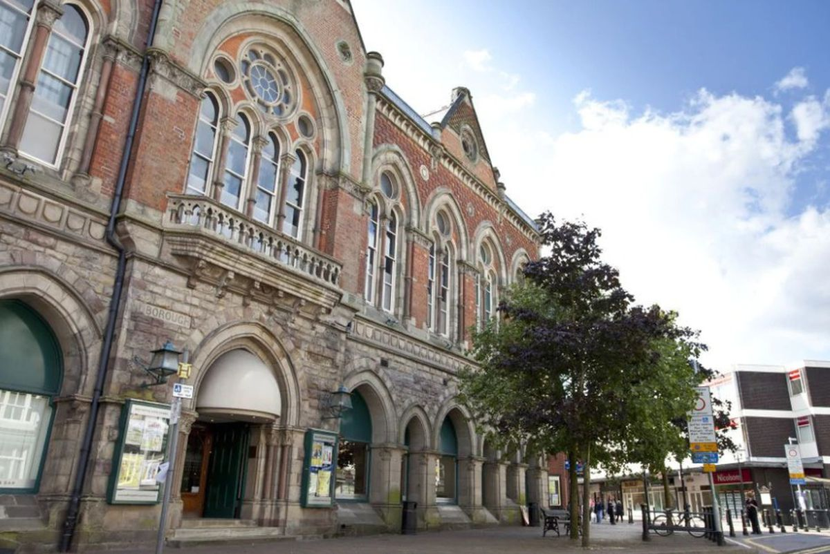 Stafford Gatehouse Theatre has received cash