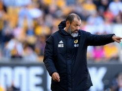 Nuno: Wolves have fully fit squad for 'tough' Watford game