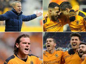 Wolves' 2015-16 season - in numbers