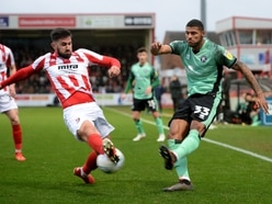Zak Jules giving his all for Walsall opportunity