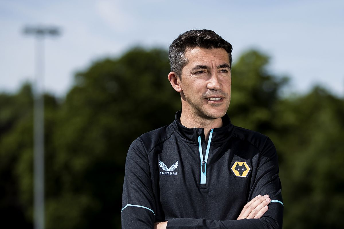 Bruno Lage has come big calls to make (Photo: Wolves)