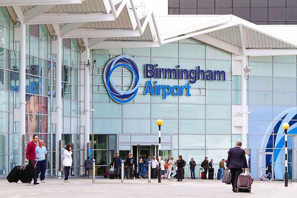 Birmingham Airport profits soar after 'busiest ever year'