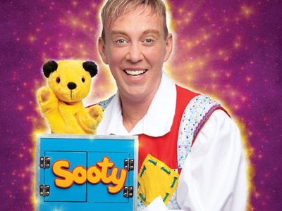 Sooty and Richard Cadell to star in Wolverhampton panto
