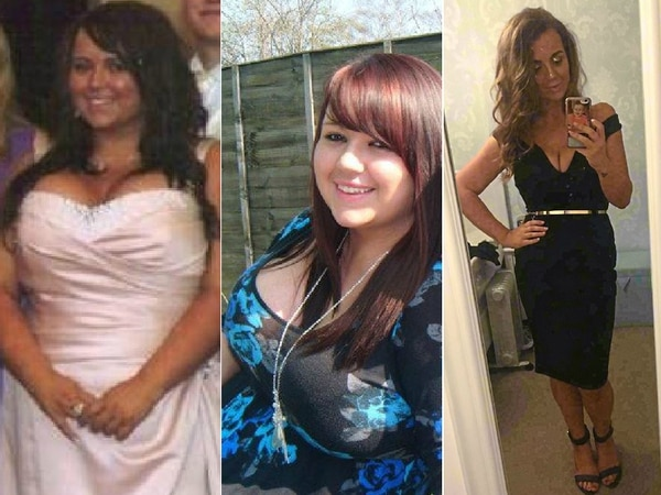 'I had to be a healthy mum': How Bloxwich woman shed five-and-a-half stone