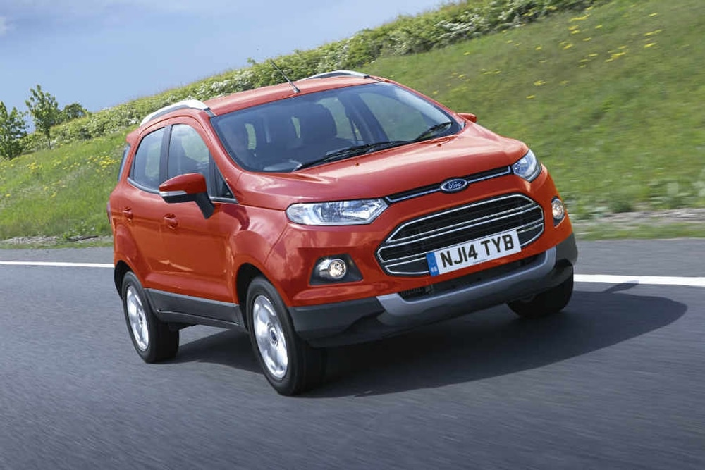 Ford Gets Street Cred In Ecosport Express Star