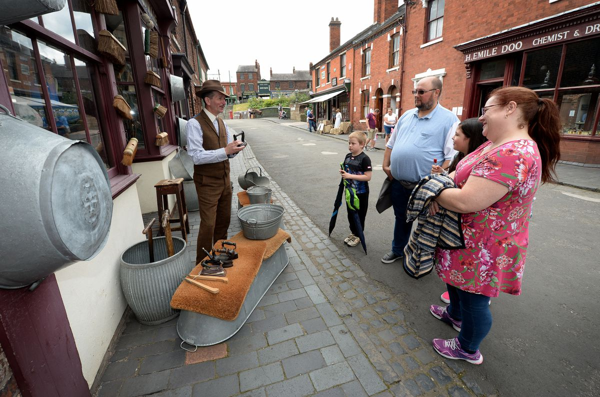 Black Country Living Museum reopens to the public