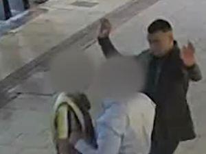 Dancing thief Abdelhadi Bahou-Jabour was caught on CCTV