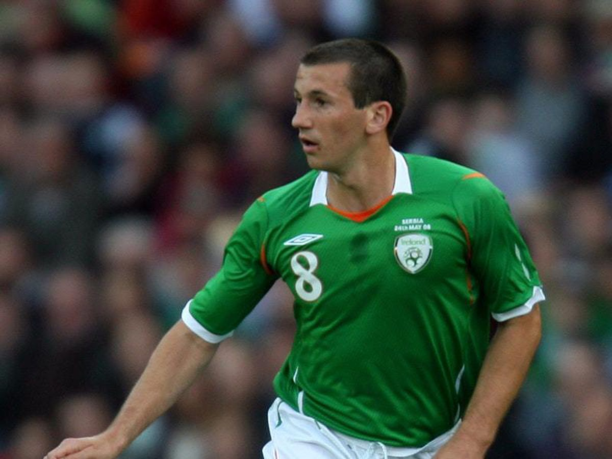 Liam Miller played 21 times for the Republic of Ireland (Barrington Coombs/Empics)