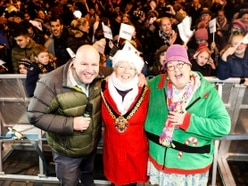 Festive feel comes to Bilston with Christmas lights switch-on - with pictures and video