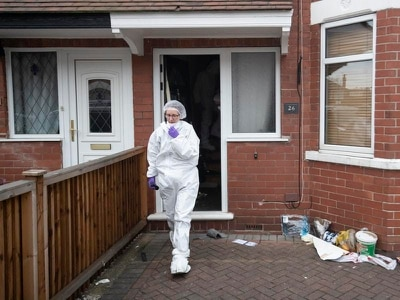 Post-mortem on father who died with daughter in house fire