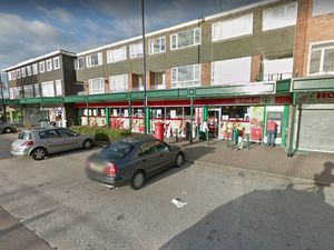 The Spar store in Wardles Lane, in Great Wyrley. Photo: Google Maps