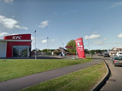 Jailed: Black Country sexual groomer caught at KFC by paedophile hunters