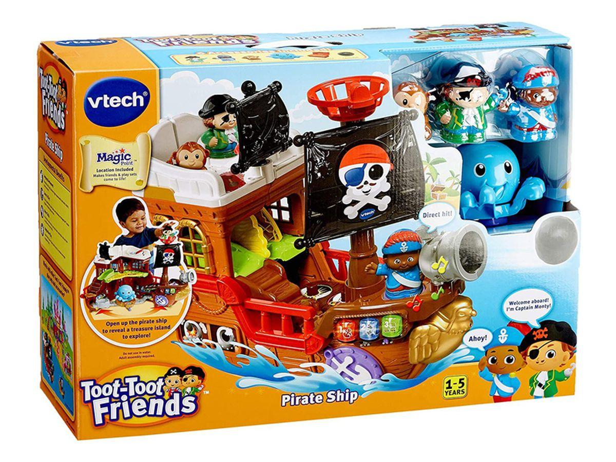 VTech Toot-TootFriends Kingdom Pirate Ship