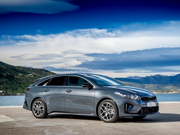 First drive: The Kia Proceed could be the vehicle to make estate cars cool again