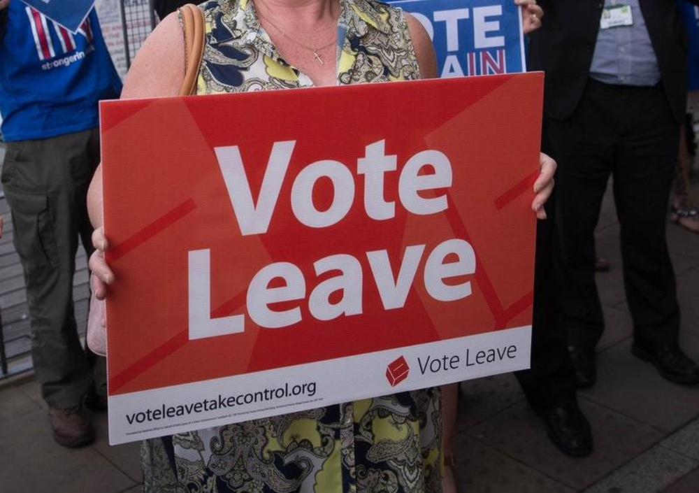 Vote Leave case referred to police after record fine