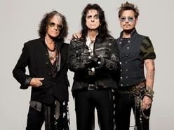 Alice Cooper, Johnny Depp and Joe Perry: Hollywood Vampires to play Birmingham