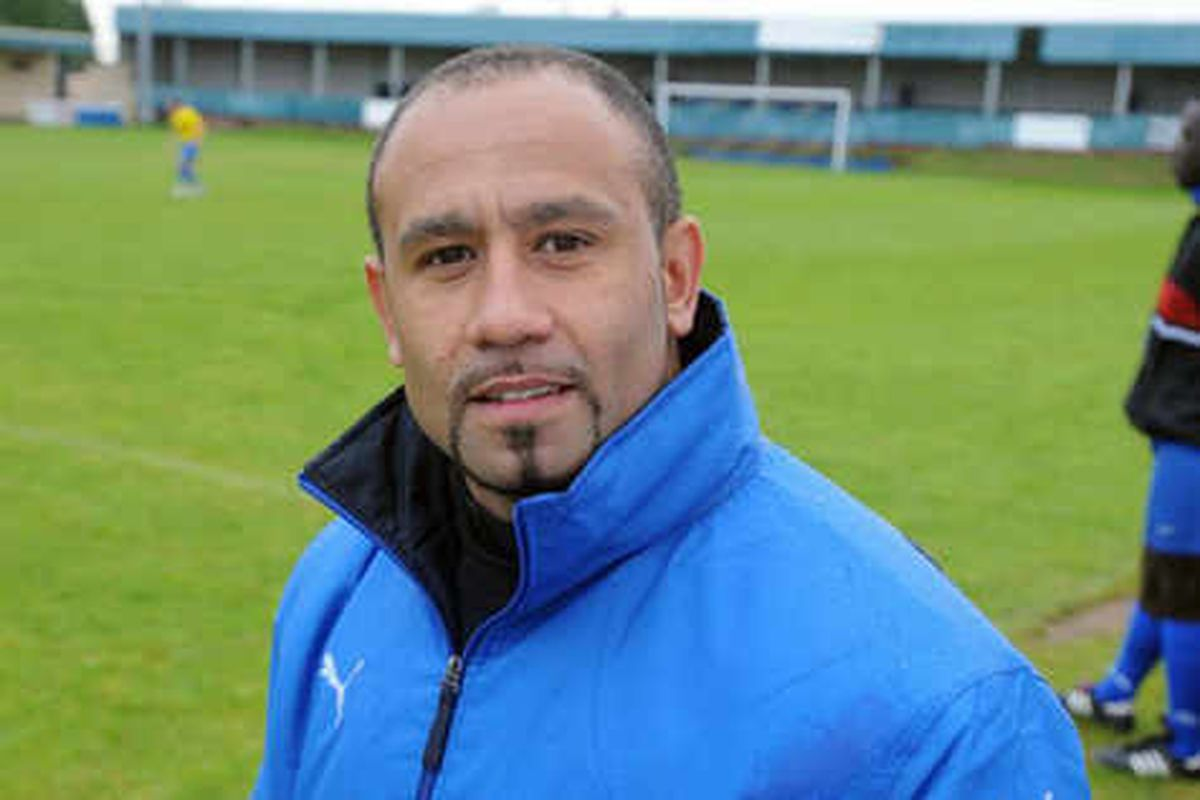 Halesowen manager charged by FA