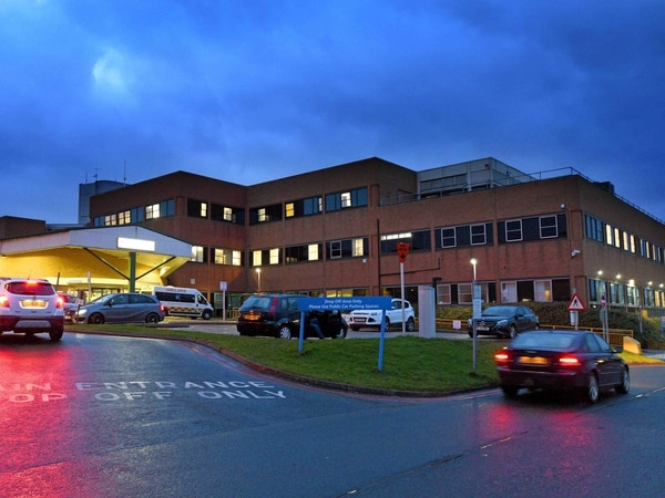 Changes for minor injuries at Stafford's County Hospital during coronavirus outbreak