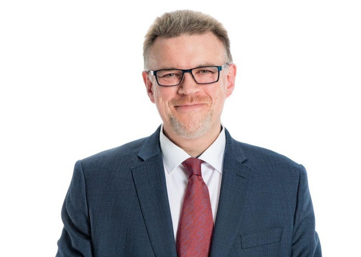 Chief executive Tim Clegg