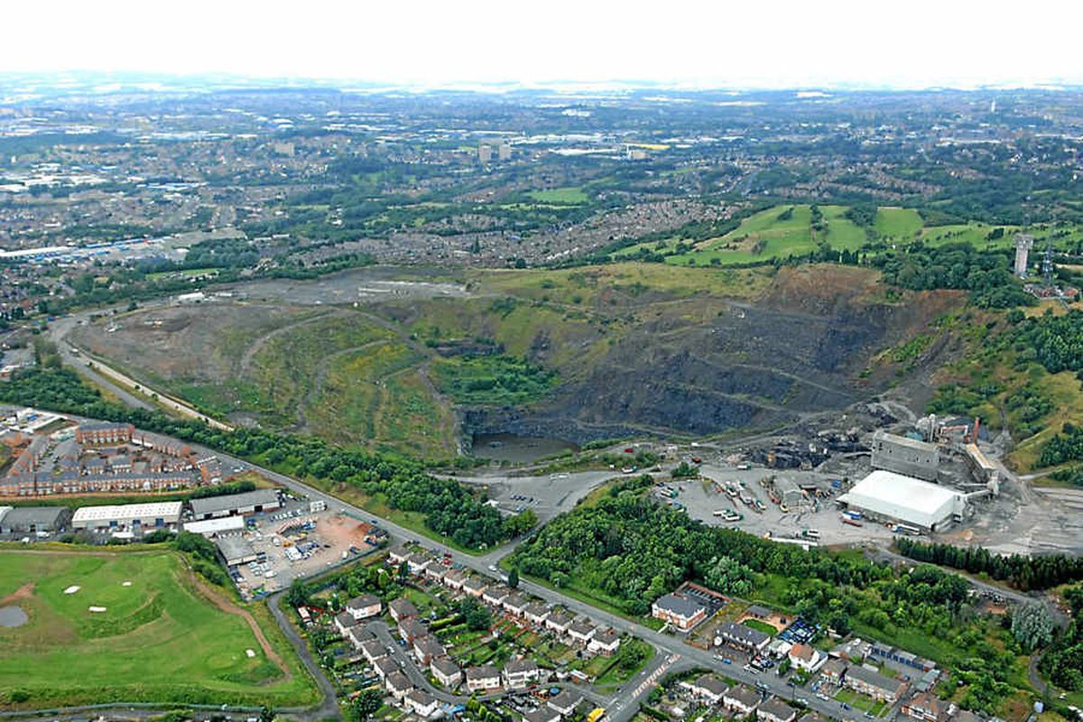 Dudley quarry masterplan to go before council