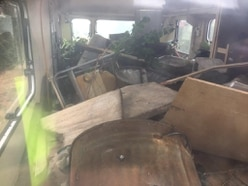 Owner of dumped caravan must pay £700 over fly-tipping