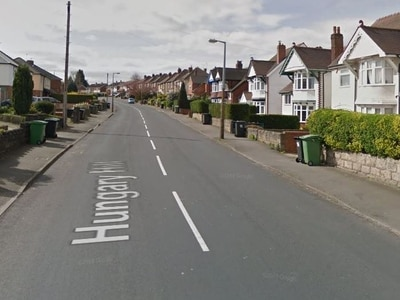 Two injured in car crash on Stourbridge street