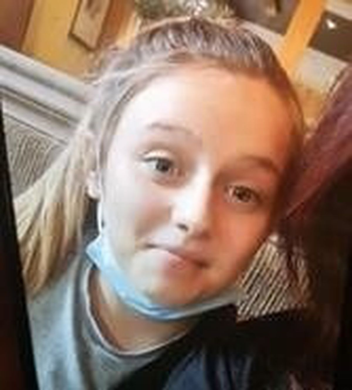 Staffordshire Police are looking for help with finding Destiny Sturgess-Green. Photo: Staffordshire Police